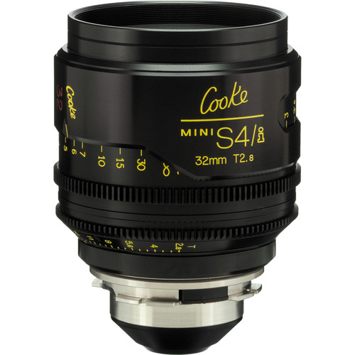 Cooke 32mm T2.8 miniS4/i Cine Lens (Meters)