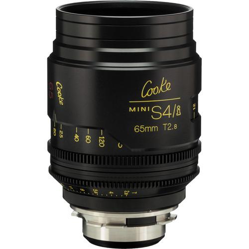 Cooke 65mm T2.8 miniS4/i Cine Lens (Feet)