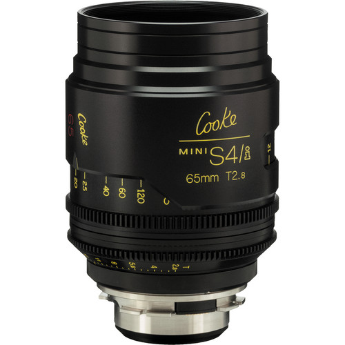 Cooke 65mm T2.8 miniS4/i Cine Lens (Feet)