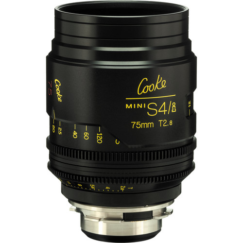 Cooke 75mm T2.8 miniS4/i Cine Lens (Feet)