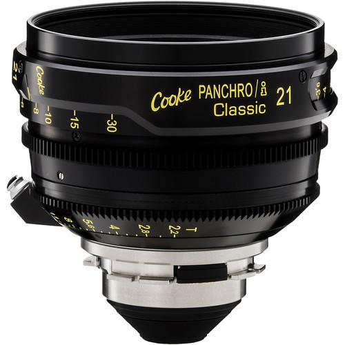 Cooke 21mm T2.2 Panchro/i Classic Prime Lens (PL Mount, Meters)