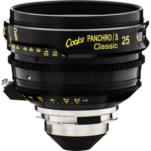 Cooke 25mm T2.2 Panchro/i Classic Prime Lens (PL Mount, Meters)