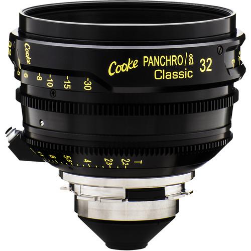 Cooke 32mm T2.2 Panchro/i Classic Prime Lens (PL Mount, Meters)