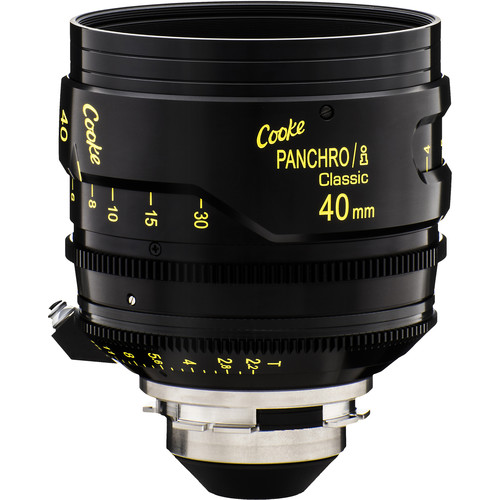 Cooke 40mm T2.2 Panchro/i Classic Prime Lens (PL Mount, Meters)