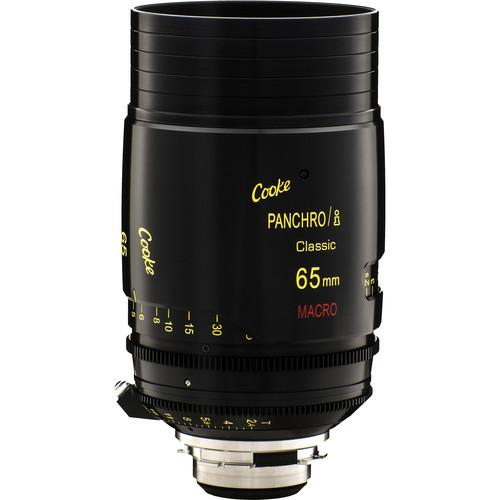 Cooke 65mm MACRO T2.4 Panchro/i Classic Prime Lens (PL Mount, Feet)