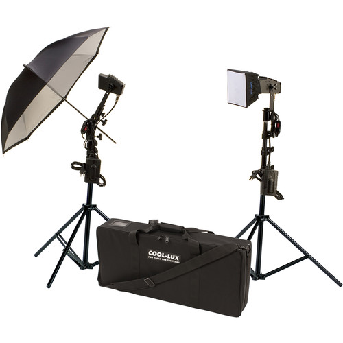 Cool-Lux LK2241 Mini-Cool AC Location Lighting Kit