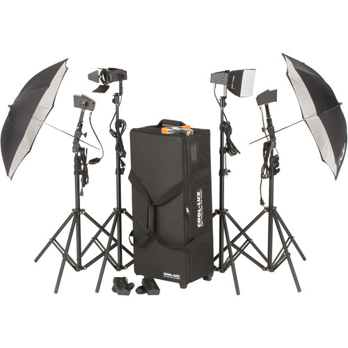 Cool-Lux LK2246 AC Studio Kit