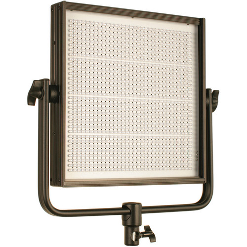 Cool-Lux CL1000DSG Daylight PRO Studio LED Spot Light with Gold Mount Battery Plate