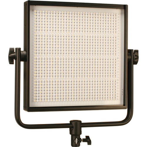 Cool-Lux CL1000BSG Bi-Color PRO Studio Spot LED Light with Gold Mount Battery Plate