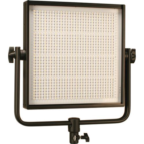 Cool-Lux CL1000BFG Bi-Color PRO Studio LED Flood Light with Gold Mount Battery Plate