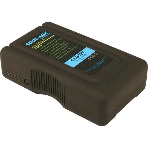 Cool-Lux V-Mount 89 Wh Battery for CL500 / 1000 / 2000 LED Lights
