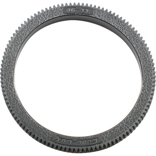 Cool-Lux LuxGear Follow Focus Gear Ring (76 to 77.9mm)