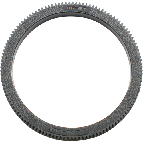 Cool-Lux LuxGear Follow Focus Gear Ring (86 to 87.9mm)