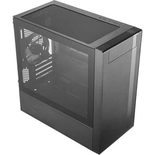 Cooler Master MasterBox NR400 Mini-Tower Case