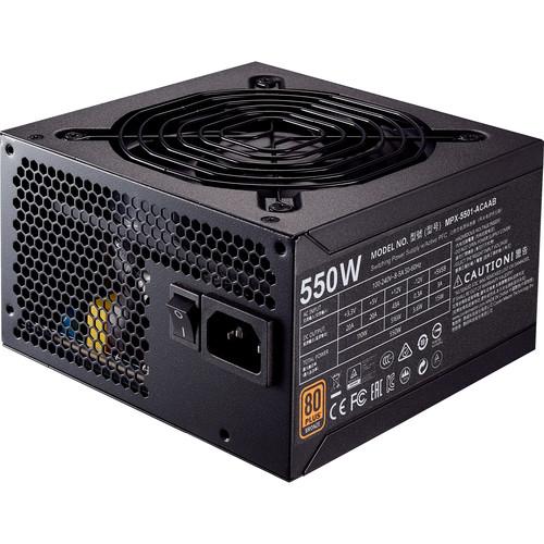 Cooler Master MWE Bronze 550W Power Supply