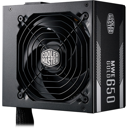 Cooler Master MWE GOLD 650 Power Supply