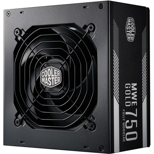 Cooler Master MWE Gold 750 750W 80 Plus Gold Modular Power Supply