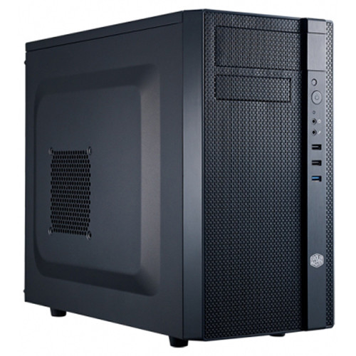 Cooler Master N200 Mid-Tower Computer Case (Midnight Black)