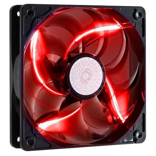 Cooler Master SickleFlow 120mm Red LED Cooling Fan