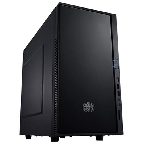 Cooler Master Silencio 352 microATX Case (Black)
