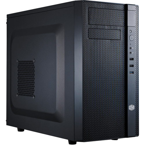 Cooler Master N200 Advanced-Mini Tower Computer Case