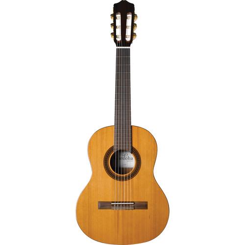 Cordoba Requinto 580 Iberia Series 1/2-Size Nylon-String Classical Guitar (High Gloss)