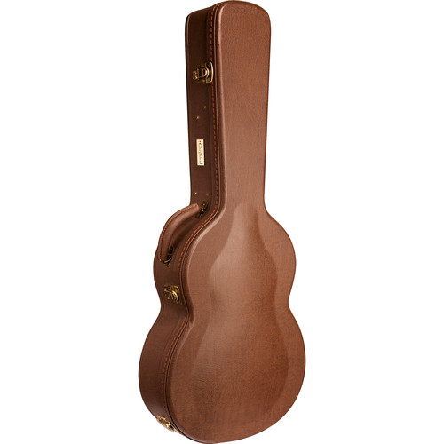 Cordoba Humidified Archtop Wood Case for Classical/Flamenco Guitar (Full Size)