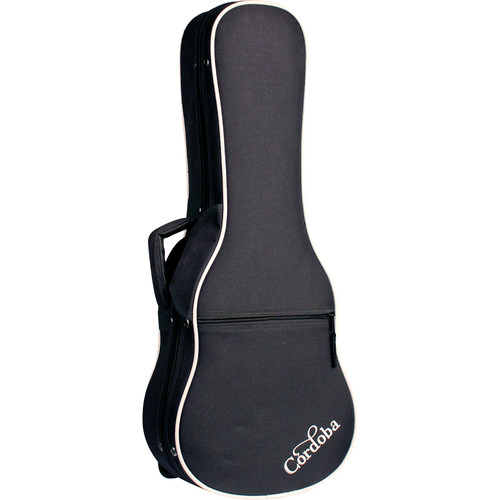 Cordoba Deluxe Polyfoam Case for Concert Ukulele