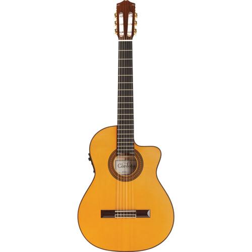 Cordoba FCE España Series Hybrid Classical/Electric Guitar (Honey Amber)