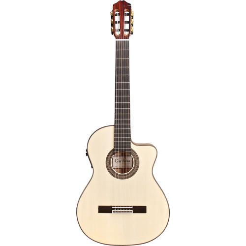 Cordoba FCE España Series Hybrid Classical/Electric Guitar (Natural Blonde)