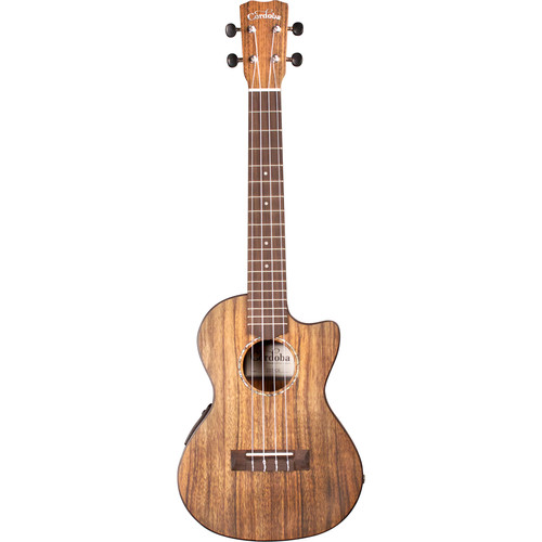Cordoba 23T-CE 23 Series Tenor Acoustic/Electric Ukulele (Satin Finish)