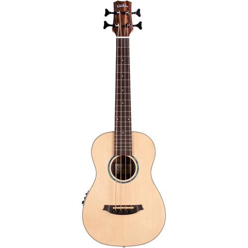 "Cordoba Mini II Bass EB-E Travel Size 22-7/8"" Solid-Top Acoustic/Electric Bass"