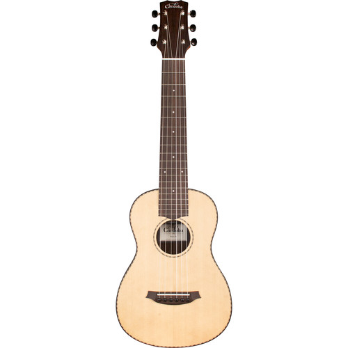 Cordoba Mini R Travel Nylon-String Classical Guitar with Gig Bag