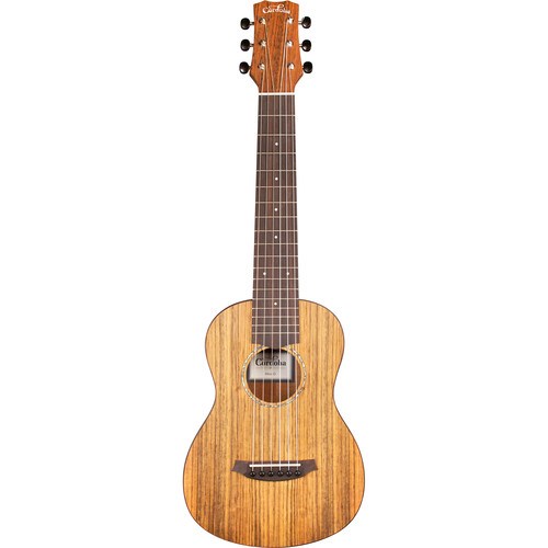 Cordoba Mini O Travel Nylon-String Classical Guitar with Gig Bag