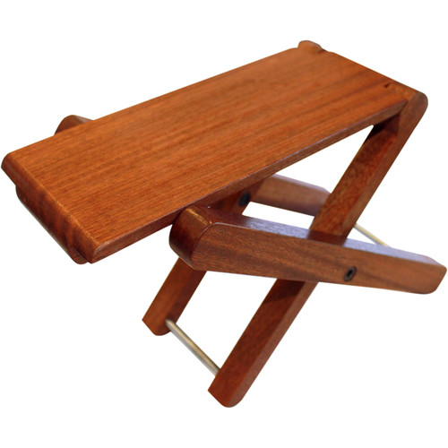 Cordoba Folding Wood Foot Stool