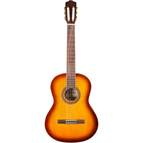 Cordoba C5 Iberia Series Nylon-String Classical Guitar (High Gloss, Sunburst Top)