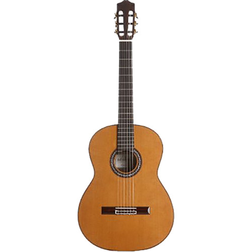 Cordoba C10CD Luthier Series Nylon-String Classical Guitar (Left-Handed, High Gloss)