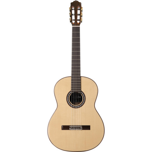 Cordoba C10SP Luthier Series Nylon-String Classical Guitar (Spruce Top, High Gloss)