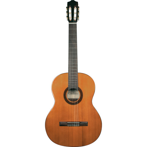 Cordoba C5 Iberia Series Nylon-String Classical Guitar (Left-Handed, High Gloss)