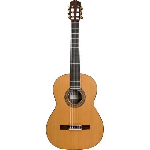 Cordoba 45 MR España Series Nylon-String Classical Guitar (Spruce Top, High Gloss)