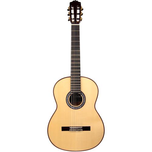 Cordoba F10 Luthier Series Nylon-String Flamenco Guitar (High Gloss, Honey-Tinted Back & Sides)