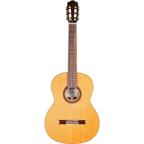 Cordoba F7 Paco Iberia Series Nylon-String Flamenco Guitar (High Gloss)