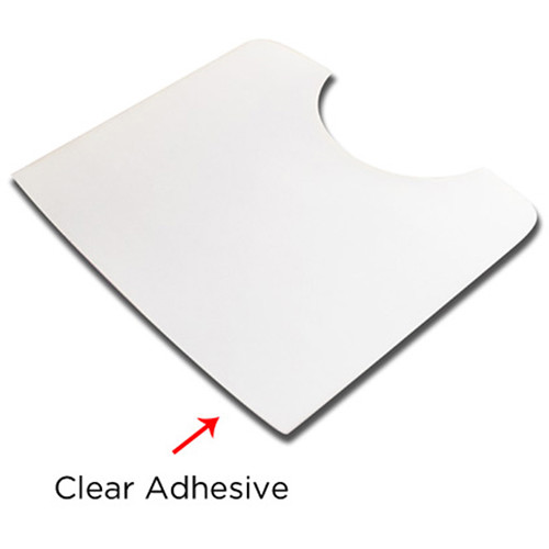 Cordoba Flamenco-Style Tap Plate (Clear)