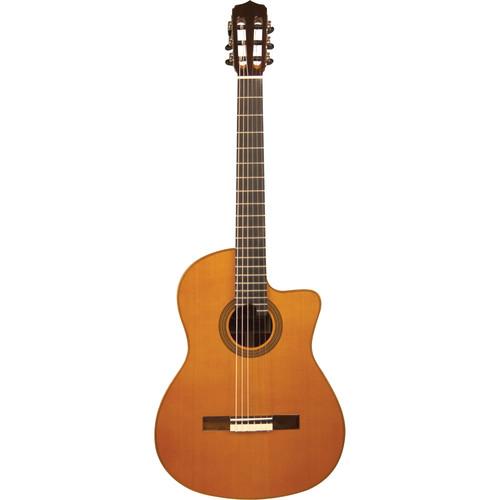 Cordoba Orchestra CE Fusion Series Nylon-String Classical/Electric Guitar (High Gloss)