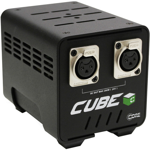 Core SWX Cube 24 Industrial Power Supply (200W, 24V)