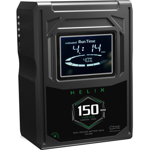 Core SWX Helix 150 Mini 147Wh Dual-Voltage Battery (V-Mount)