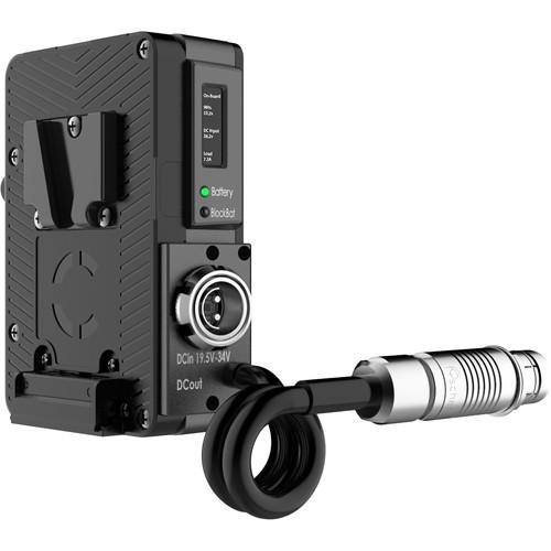 Core SWX Helix Power Management Control Mount for ARRI Cameras (V-Mount)