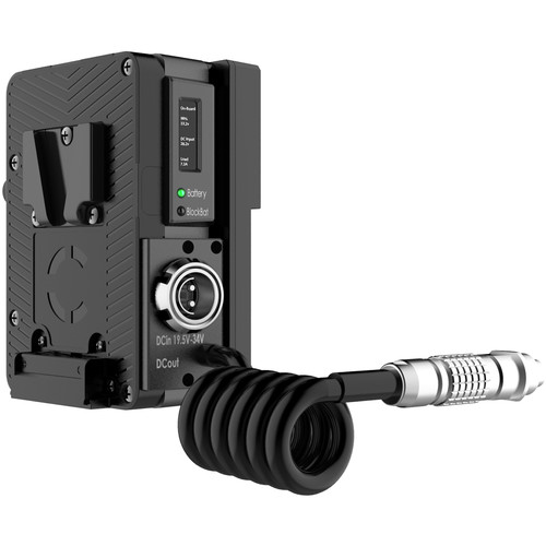 Core SWX Helix Power Management Control Mount for RED RANGER Cameras (V-Mount)