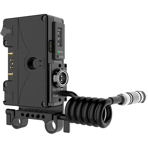 Core SWX Helix Power Management Control Mount for ARRI Cameras (Gold Mount)