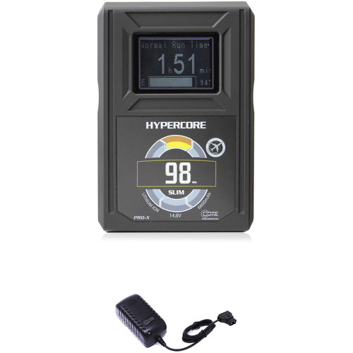 Core SWX Hypercore Slim GoldMount Battery Kit with D-Tap Charger